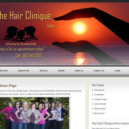 The Hairclinique Salon